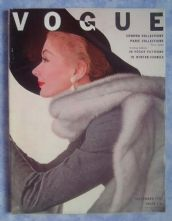 Vogue Magazine - 1951 - September